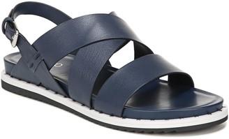 Franco Sarto Strappy Leather Sandals - Delrio