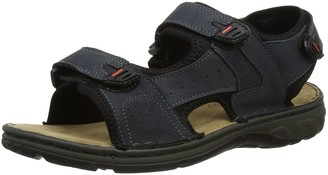 Padders Men's Ocean Sling Back Sandals