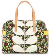 Orla Kiely Flower Bloom Canvas Handbag