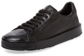 Jil Sander Leather Low Top Sneaker