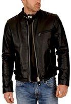 Laverapelle Men's Genuine Lambskin Leather Jacket - 1510353