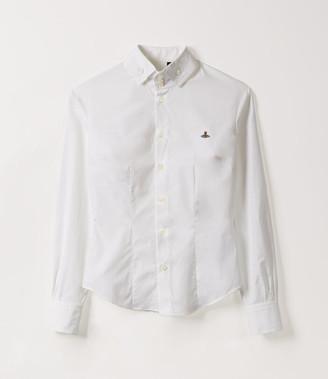 Vivienne Westwood New Krall Shirt White