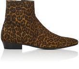 Saint Laurent Men's Devon Suede Boots