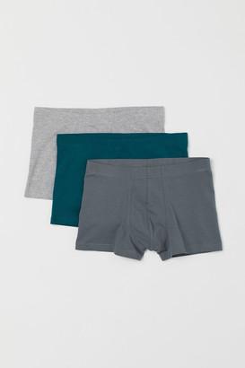 H&M 3-pack Short Boxer Shorts