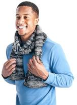 Muk Luks Men's B Side Marl Scarf