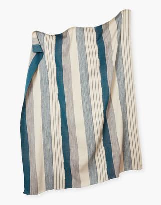 Madewell MINNA Cotton Pantelho Throw Blanket
