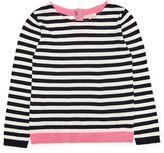 Jigsaw Girls Colour Pop Stripe Sweater
