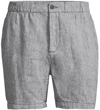 Onia Moe Washed Linen Shorts