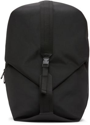 Côte and Ciel Black EcoYarn Oril L Backpack