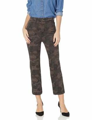 DL1961 Women's Jerry High-Rise Vintage Straight Jean