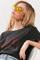 Urban Outfitters Good Vibes Aviator Sunglasses