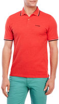 Ben Sherman Romford Block Trim Polo