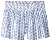 Polo Ralph Lauren Paisley Shorts Girl's Shorts