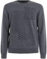 Z Zegna Lightweight Wool Buttoned Cardigan