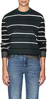 Proenza Schouler Women's Striped Cotton Sweater