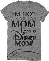 Wicked Buff Sportswear I'm Not A Regular Mom I'm A Disney Mom Funny Women's Moms Tshirt