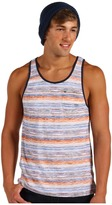 Obey San Juan Tank Top (Brown) - Apparel