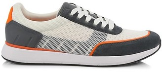Swims Breeze Wave Athletic Mix Media Sneakers