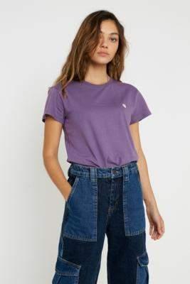 Urban Outfitters Carhartt Wip Carhartt WIP Tilda Hartt T-Shirt - purple XS at