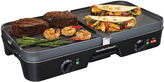 Hamilton Beach Dual Zone 3-in-1 Griddle/Grill