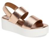 Steve Madden Women's Rachel Platform Wedge Sandal