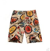 YINHAN Men's Colorful Printing Swimming Surfing Sport Beach Board Shorts