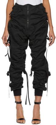 DSQUARED2 Black Sparrowhawk Trousers