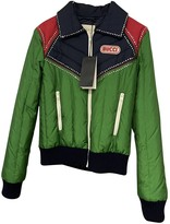Gucci Green Polyester Jackets