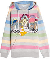 Marc Jacobs Embellished Hoody with Patches