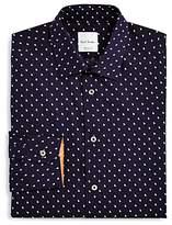 Paul Smith Rabbit Neat Slim Fit Dress Shirt