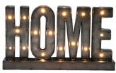 Crystal Art Gallery Home Led Metal Marquee Sign