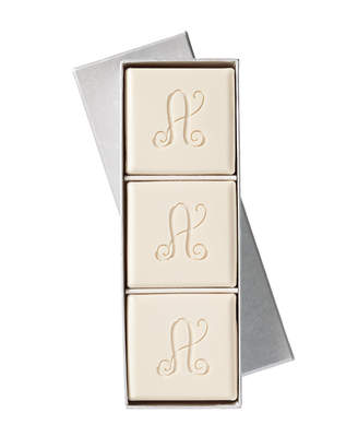 Carved Solutions Mini Hostess Set Of 3 Monogrammed Guest Bars