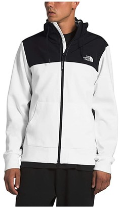 The North Face Graphic Collection Overlay Jacket (TNF White) Men's Clothing