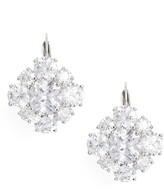 Nina Women's Crystal Drop Earrings