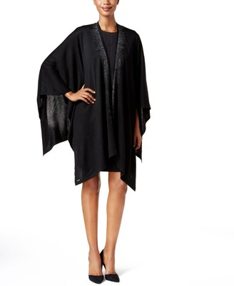Calvin Klein Women's Studded Ruana