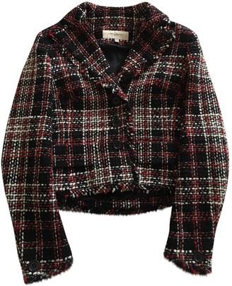 Karen Millen Black Tweed Jacket for Women Vintage