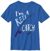 Fifth Sun Royal Blue 'Reel Catch' Tee - Boys