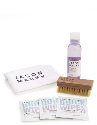 Jason Markk Travel 7-Piece Shoe Cleaning Kit