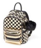 Like Dreams Small Checkered Backpack