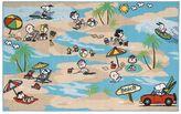 "Peanuts Friends Beach Rug - 39"" x 63"""