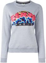 Kenzo 'Popcorn' cloud sweatshirt
