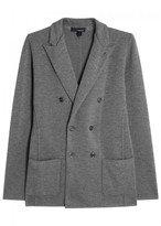 Lardini Grey Wool Jacket