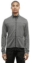 Kenneth Cole Reaction Men's Flt Bk Rib Zip Mck