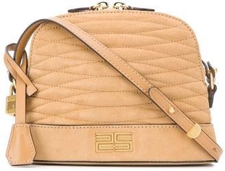 Sandro Paris Thelma leather crossbody bag