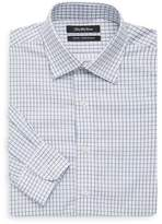Saks Fifth Avenue Slim-Fit Two-Toned Cotton Dress Shirt