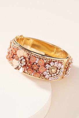 Mignonne Gavigan Elyse Bangle Bracelet By in Pink Size ALL