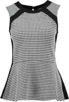 Anna Field Vest black/white