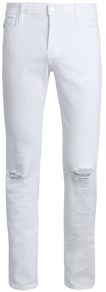 AG Jeans Dylan Mid-Rise Skinny Jeans