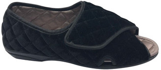Grosby Madge Black Slipper
