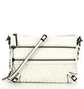 Elliott Lucca Messina 3-Zip Convertible Cross-Body Bag